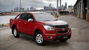 2015 Holden Colorado Storm is a Special Edition Pickup Truck From ...