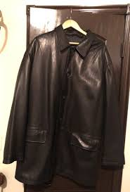 roundtree yorke lambskin leather jacket for in prague ok offerup