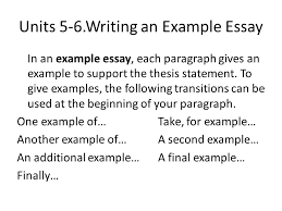 give example of essay how to give examples in an essay 10 english phrases to express your