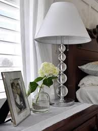 Side Table Lamps For Bedroom 6 Gorgeous Bedside Lamps Hgtv