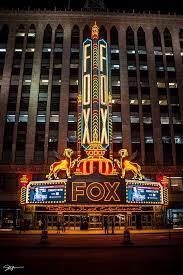 Fox Theatre Detroit Seating Chart Pdf Fox Theatre Detroit Wikiwand