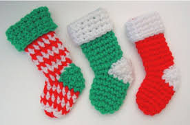 Crochet Stocking Pattern Beauteous 48free Crochet Christmas Stocking Patterns