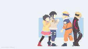 junger Naruto und Hinata - Boruto Tapete - 1920x1080 - WallpaperTip