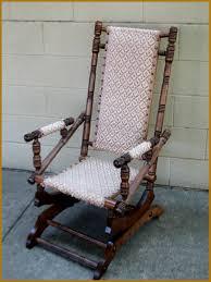 platform rocking chair identification design ideas antique rocking chairs wood