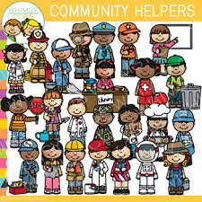 Community Helpers Clipart Worksheets & Teaching Resources | TpT
