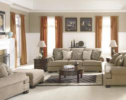 Living Room Chair And A Half Signature Design By Ashley Keereel Sand Transitional Chair And A