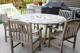 divine image of outdoor dining