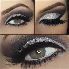 smokey eye makeup. smokey eyes eye makeup