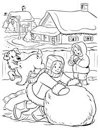 Small Picture Barbie Winter Coloring Pages Coloring Pages