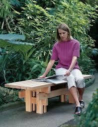 japanese outdoor furniture. Japanese Garden Bench - Popular Woodworking Magazine Outdoor Furniture