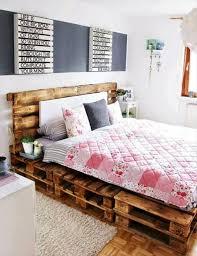 pallet bed frame - 30 DIY Pallet Ideas for Your Home 101 Pallet Ideas -  Part 2