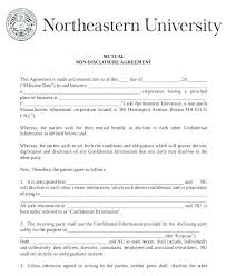 Nda Template For Startup Non Disclosure Agreement Templates Samples Forms Template