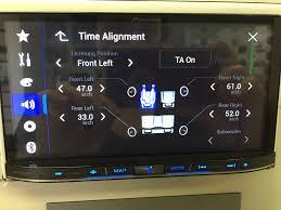 pioneer nex 8200. best double din navigation 2016 - pioneer avic-8200nex features digital time alignment, three nex 8200
