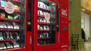 Vending Machine Help Mesmerizing Church Of Jesus Christ Of Latterday Saints Creates Charity Vending