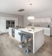 modern white kitchen island. Full Size Of Kitchen Design:modern White Kitchens Design Ideas Luxury Modern Island L