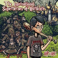 International superheroes of hardcore merch