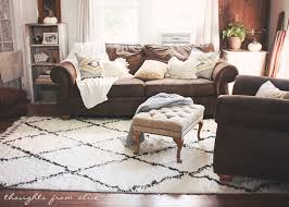 classy ideas how big is 8x10 rug boho chic living room makeover finding the perfect