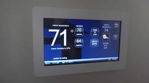 lennox icomfort s30 price. lennox wi-fi enabled thermostat with a color touch screen: introduction and review - youtube icomfort s30 price e