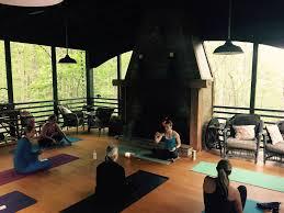 p hiking and yoga