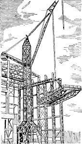 Монтаж мостовых кранов Реферат Поэтому распространение имеет способ монтажа с помощью монтажных мачт и электрических лебедок который более трудоемок так как за счет установки и
