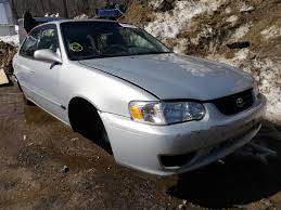 2001 Toyota Corolla LE Quality Used OEM Replacement Parts :: East ...