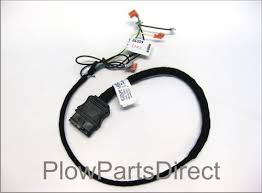 western 3 pin snow plow control harness 26359 western 3 pin snow plow harness