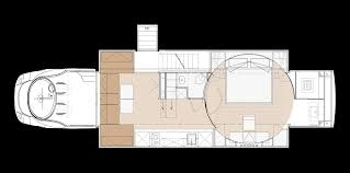 Most expensive rvs in the world Luxury Floor Plan Marchi Mobile Elemment Palazzo Superior Marchi Mobile