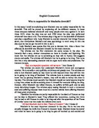 college essays college application essays macbeth downfall essay macbeth downfall essay