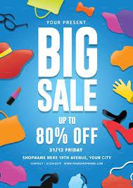 Big Sale Flyer Omfar Mcpgroup Co
