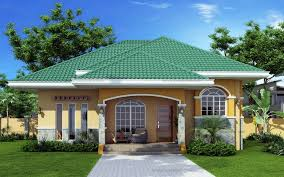 modern house designs and floor plans philippines unique elevated bungalow house plan is marcela model with