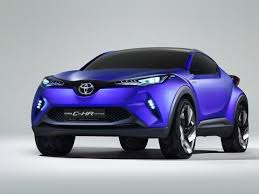 new car launches in japanToyota CHR based compact SUV to launch in 2016  Find New