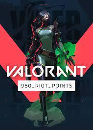 Kaufen Valorant 950 Riot Points Other platform