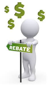 Image result for rebate