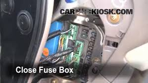 interior fuse box location honda accord honda interior fuse box location 1998 2002 honda accord 2000 honda accord ex 2 3l 4 cyl sedan 4 door