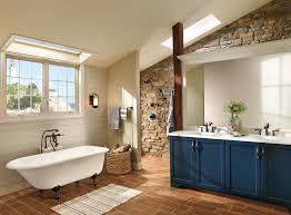 attic bathroom design 10 Spectacular Bathroom Design Innovations Unraveled  at BIS 2014