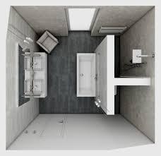 Awesome Grundriss Badezimmer Modern Images Erstaunliche Ideen