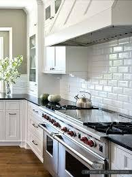 kitchen subway tile kitchen subway tile backsplash edges