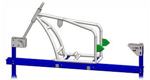 this step by step softail bobber frame assembly tutorial will show
