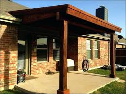 patio build patio cover attaching porch roof to house canopy carports gable over inexpensive covers