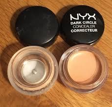 Nyx Professional Makeup Dark Circle Concealer Light Nyx Dark Circle Concealer Took Me A Year To Finish Review