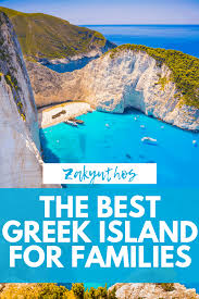 perfect greek island for families
