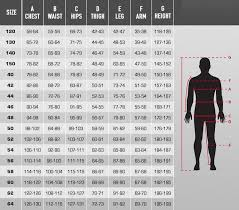 Kart Suit Size Chart Alpinestars Racing Suit Gloves Sizing Charts Driver61