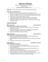 Postal Clerk Resume Sample Sample Resume Office Clerk sraddme 16