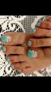 Turquoise Toe Nail Designs 46 Creative Ocean Nail Art Design Ideas Best For Summer