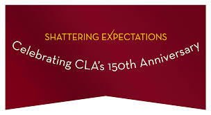 celebrating cla s 150th anniversary