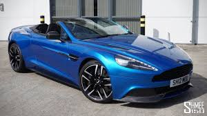 COLLECTING MY ASTON MARTIN VANQUISH VOLANTE - A Perfect Grand ...