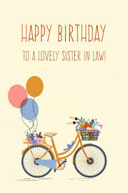 Happy Birthday Wishes For Your Sister In Law Share Happy