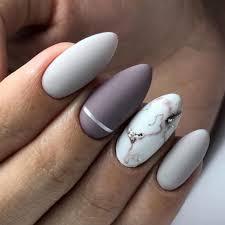 5 Basic Nail Art Designs 27 Classy Nut Nail Art Design For Winter 5