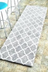 gray runner rug gray runner rug memory foam trellis dark gray wool runner rug gray runner rug