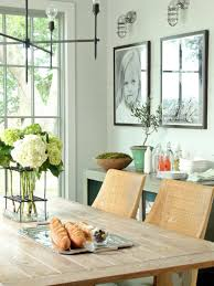 Decorating With Green 15 Dining Room Decorating Ideas Hgtv